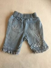 Baby Girls Clothes -Cute  Newborn  Jeans Trousers-