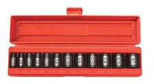 Tekton 12 Pc. 3/8'' Drive 6-Point Shallow Impact Socket Set SAE-WARRANTY 47910