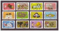 Serie Proverbios de Francia sellos adhesivos 2016