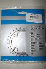 Kettenblatt Shimano Deore XT FC-M 780 24 Zähne,3 x 10,silber Neu