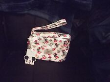 Cath kidston disney mickey mouse minnie linge sprig kids zip sac