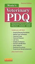 Mosby's Veterinary PDQ by Margi Sirois (2013, Spiral)