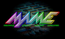 MAME Retro Gaming Collection for Windows - Arcade titles and more on a 1TB Drive