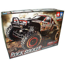 Tamiya 1:10 CR01 Rock Socker Truck EP 4x4 RC Car Off Road #58592