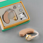 Hearing Aids Aid Sound Amplifier Behind the Ear Volume Adjustable AXON F-138