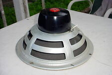 "Vintage GE 12"" Alnico 5 Speaker S1201A 25 watts 8 ohms Full Range tested good"