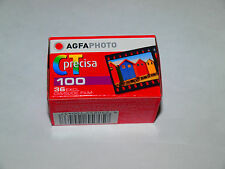 1 ROLLS FRESH Agfa CT Precisa 100 35mm 36EXP 2018/03 Slide DIA Films AGFAPHOTO