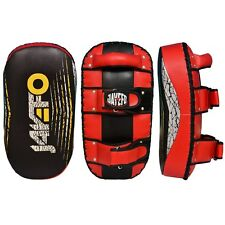 Jayefo Thai Pad Strike Kick thai Pad Shield focus Curved Muay Thai MMA Kicking