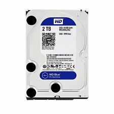 "2 TB WD 3.5"" Internal desktop SATA HDD 5400rpm WD20EZRZ with 2 yr warranty"