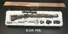 1:6 Scale Battle GUN WWII Weapon Model Karabiner 98k (KAR 98K)