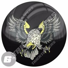"1 Premium - 6"" 3M Decal Sticker For Car Truck SUV Window Bumper AMERICAN EAGLE"