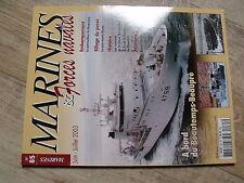 $$ Revue Marines & forces navales N°85 Moqueuse  Morse  Spontex  Normandie