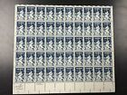 Babe Ruth Sheet Of 50 Mint 20 Cent Stamps 100th Anniversiry.