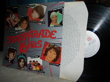 Starparade : 16 hits, 1982 (Imagination Lio Dionne Warwick Musical Youth...) LP