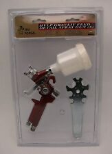 "HVLP GRAVITY FEED DETAIL PAINT SPRAY GUN by Tru Forge BRAND NEW ""NEW LOW PRICE"""