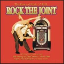 NEW CD.Rock The Joint.The Roots of Rock And Roll.End of Stock!