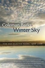 Winter Sky: New and Selected Poems, 1968-2008 (A Brown Thrasher Books Original)