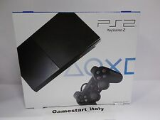 CONSOLE SONY PS2 PLAYSTATION 2 SCPH-90004 CB NUOVA NEW PAL VERSION VERY RARE