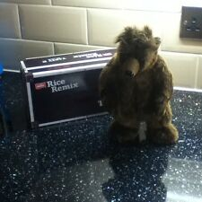 Muller Rice Tasty B Rapping Bear Brand New In Box Limited Edition