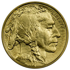2016 $50 1 Troy Oz .9999 Fine 24kt American Gold Buffalo Coin SKU39170