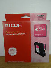 Original RICOH GC21MH Magenta Cartridge for RICOH Aficio GX7000/GX5050N:high cap