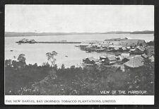 Darvel Lahad Datu Bay British North Borneo Malaysia 1912
