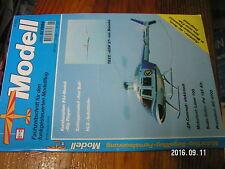 1?µ µ? Revue Modell 6/1996 Modelisme avion en allemand