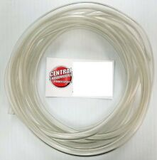 3/16-In ID Clear Fuel Line (10 Feet) - ATV Watercraft Motorcycle Snowmobile Bike