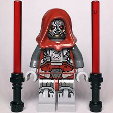 STAR WARS lego SITH WARRIOR lord minifig GENUINE 75025 NEW jedi CLASS cruiser