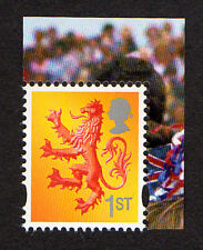 2016 SG S131 1st NVI Scotland Lion Litho ISP ex 'Queen's 90th Birthday' PSB DY17