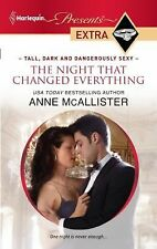 The Night that Changed Everything (Harlequin Presents Extra)