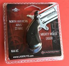 LASERLYTE NAA-VC MIGHT MOUSE Red Laser for NAA 22mag Mini Revolvers
