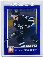 11-12 2011-12 ELITE CARL KLINGBERG ROOKIE /999 220 WINNIPEG JETS