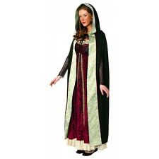 Capes for Women Adult Medieval Costume Hooded Cloak Renaissance Fancy Dress