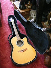 Ovation Applause Summit Series AE28 AE 28 Acoustic Electric Guitar with Case