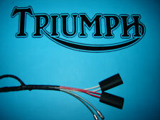 Triumph T25T 250cc Trail Blazer T25SS 1971 1972 Main Wiring Harness Loom New