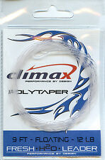 Fliegenvorfach Climax Polytaper 7 ft / Floating / 8 Lbs.