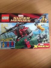 LEGO Marvel Super Heroes *NEW & SEALED* Wolverine's Chopper Showdown (6866)