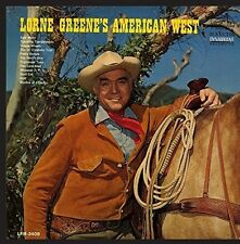 Lorne Greene's American West - Lorne Greene (2016, CD NEUF)