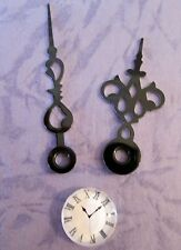 1 Pair of New Small Aluminum Serpentine Design Clock Hands