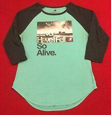 Glamour Kills 3/4 Sleeve Shirt Size Large