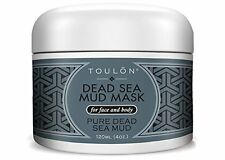 Dead Sea Mud Mask For Face & Body Exfoliating Facial Mask To Replenish Minerals