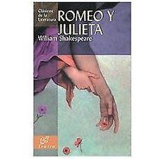 Romeo y Julieta (Clásicos de la literatura series)-ExLibrary