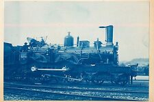 Cyanotype Locomotive 2.904 c. 1900 -  Nord - 119