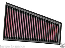 MERCEDES A CLASS (W176) PETROL K&N HIGH FLOW AIR FILTER ELEMENT 33-2995