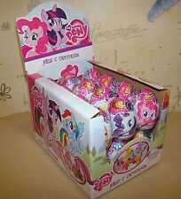 My Little Pony 10 Eggs Chocolate Surprise Pinkie Pie Applejack Rarity Fluttershy