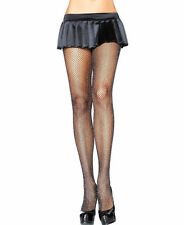 FISHNET TIGHTS LEG AVENUE GLITTER SPARKLE SPANDEX COSTUME DANCE FREE POST