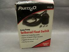 Parts2O FP18-15BD Sump Pump Tethered Float Switch