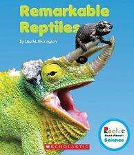 Rookie Read-About Science: Strange Animals: Remarkable Reptiles