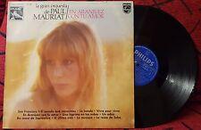 """PAUL MAURIAT Y SU GRAN ORQUESTA """"En Aranjuez Con Tu Amor"""" RARE 1976 Spain LP"""